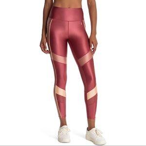 New Size M Good American High Waist Pink Leggings